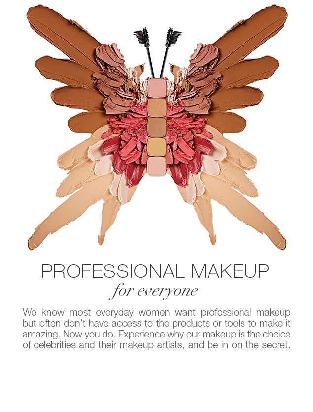 Professional Makeup for Everyone